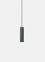 Socket Pendant High Dark Green | Ferm Living