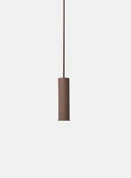 Socket Pendant Low Red Brown | Ferm Living