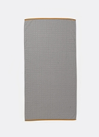 Sento Bath Towel Grey | Ferm Living