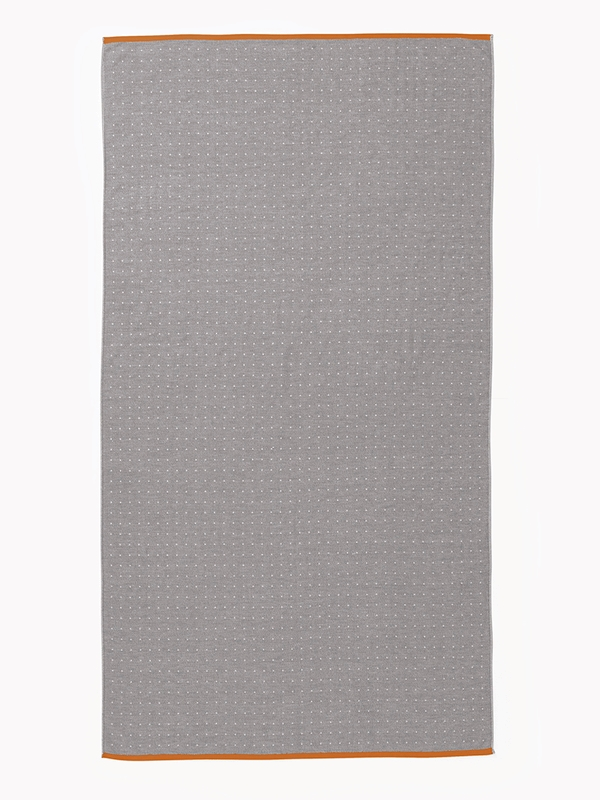 Sento Beach Towel Grey | Ferm Living