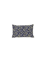 Salon Cushion Flower Blue 40x25 | Ferm Living
