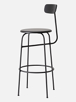 Afteroom Bar Chair Black