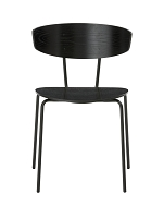 Herman Chair Black | Ferm Living