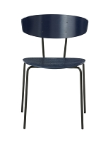 Herman Chair Dark Blue | Ferm Living