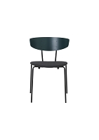 Herman Chair Dark Green/Seat Dark Green | Ferm Living