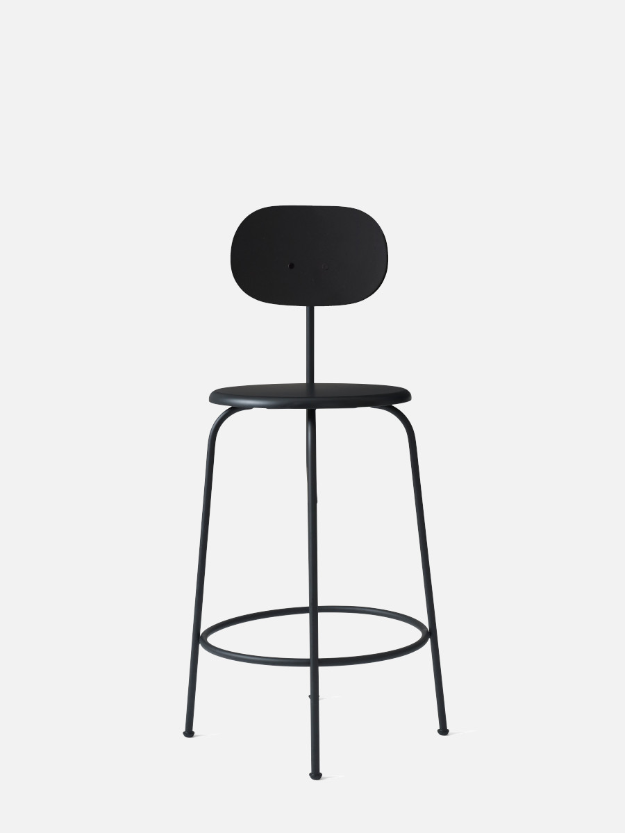 Remarkable Afteroom Bar Chair Plus Black Wood Seat And Back Menu As Metropolitandecor Creativecarmelina Interior Chair Design Creativecarmelinacom
