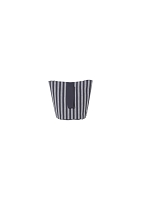 Chambray Basket Striped Small | Ferm Living