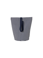 Chambray Basket Striped Large | Ferm Living