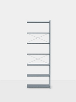 Punctual Shelving System Dark Blue 0x7 | Ferm Living