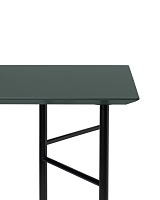 Mingle Table Top 160cm Lino Green | Ferm Living