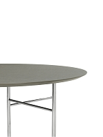 Mingle Table Top Round Ø130 Tarkett | Ferm Living