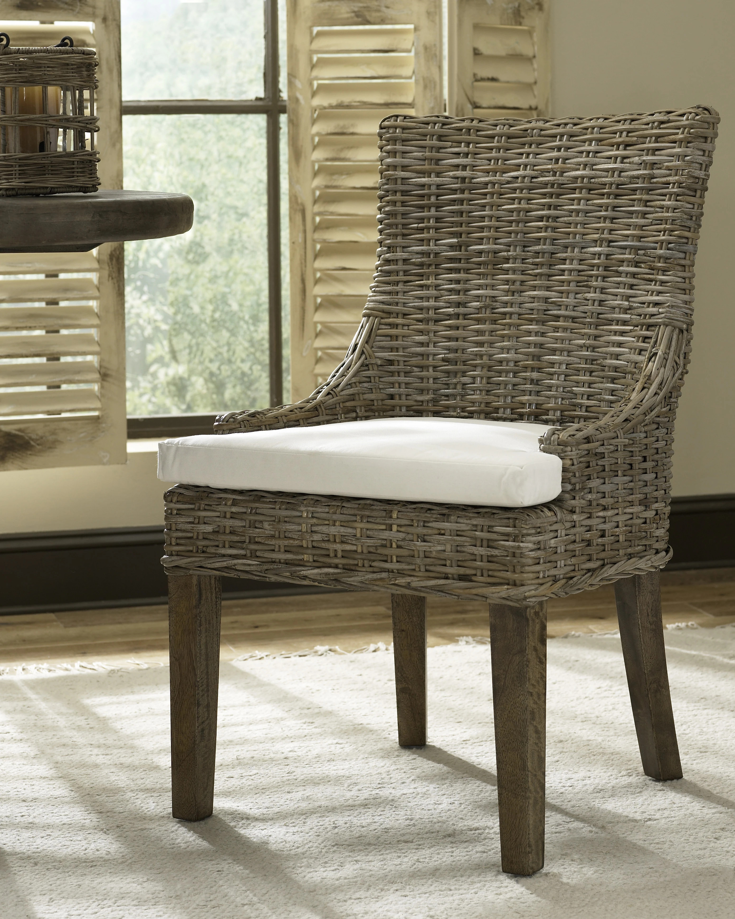 Alfresco Dining Chair Set of 2 | Padma's Plantation