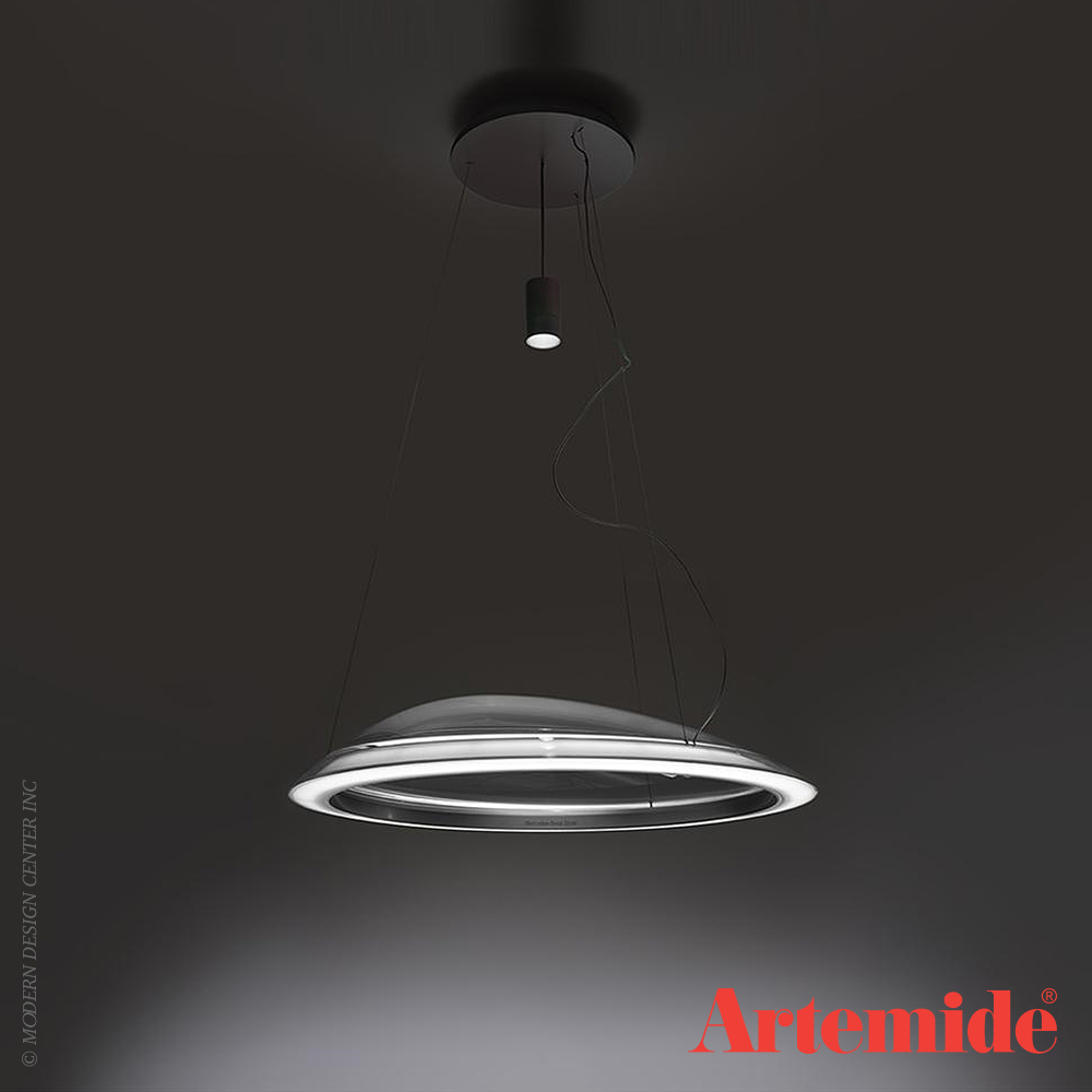 Ameluna rgb suspension artemide metropolitandecor quick view aloadofball Image collections