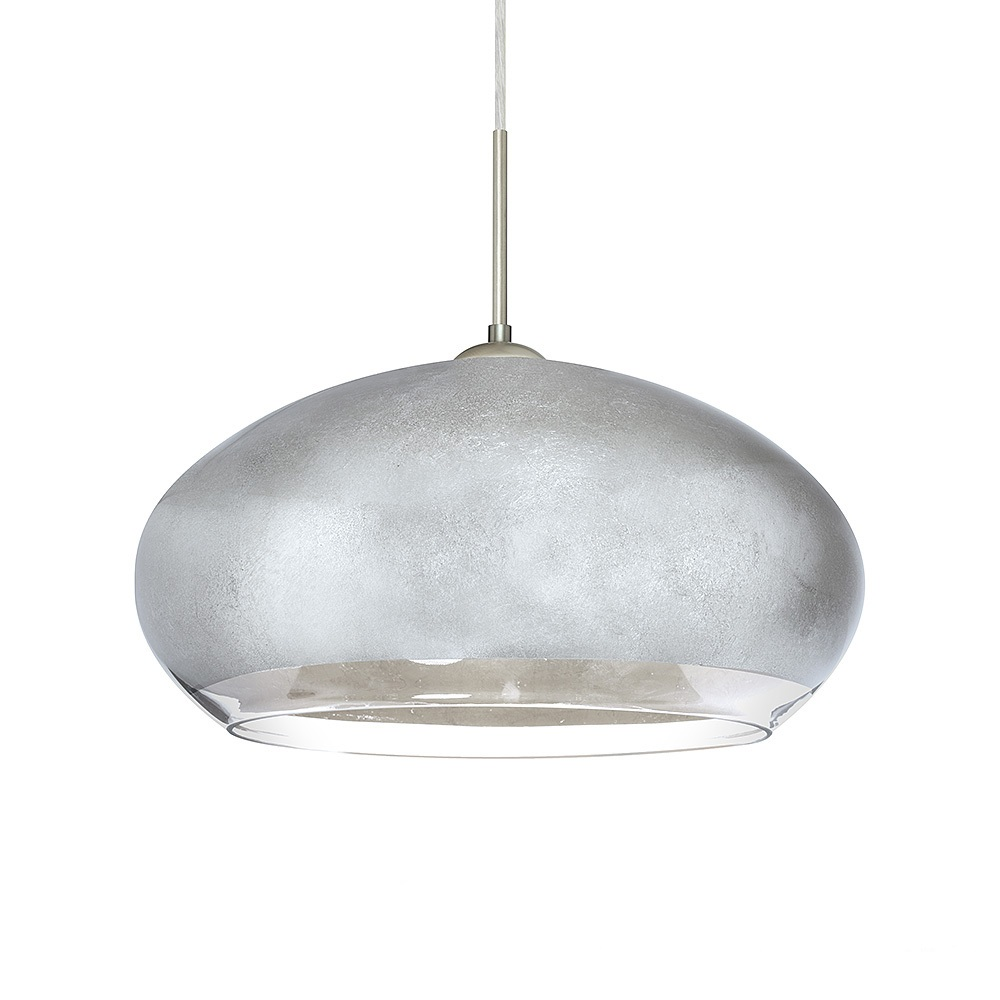 Brio 14 Stem-Mount Pendant Light | Besa Lighting