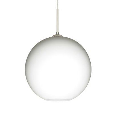 Coco 10 Stem-Mount Pendant Light | Besa Lighting