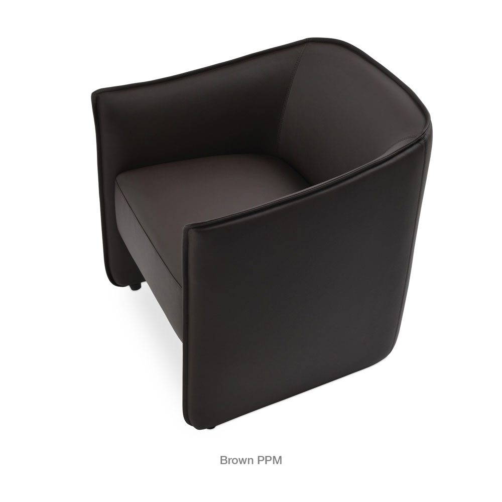 Conrad Lounge Chair | SohoConcept