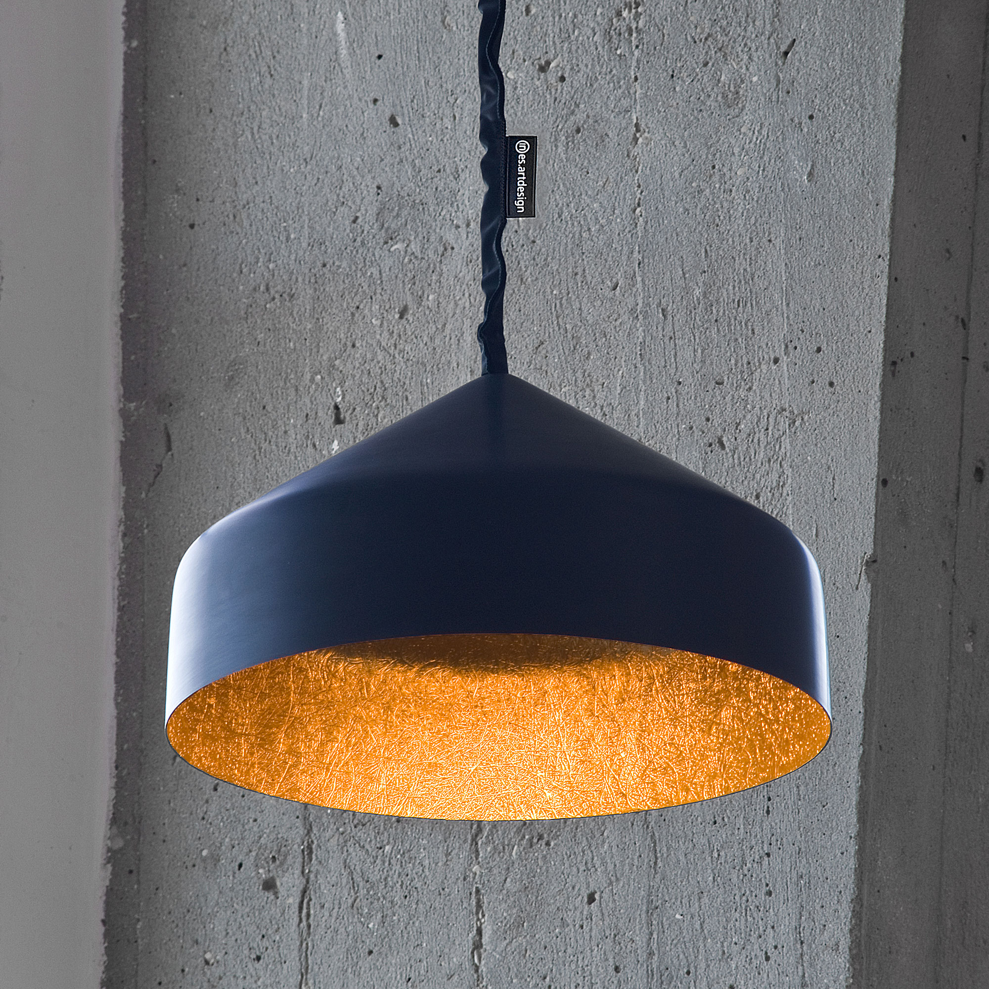 Cyrcus Lavagna Pendant Light | In-es Art Design