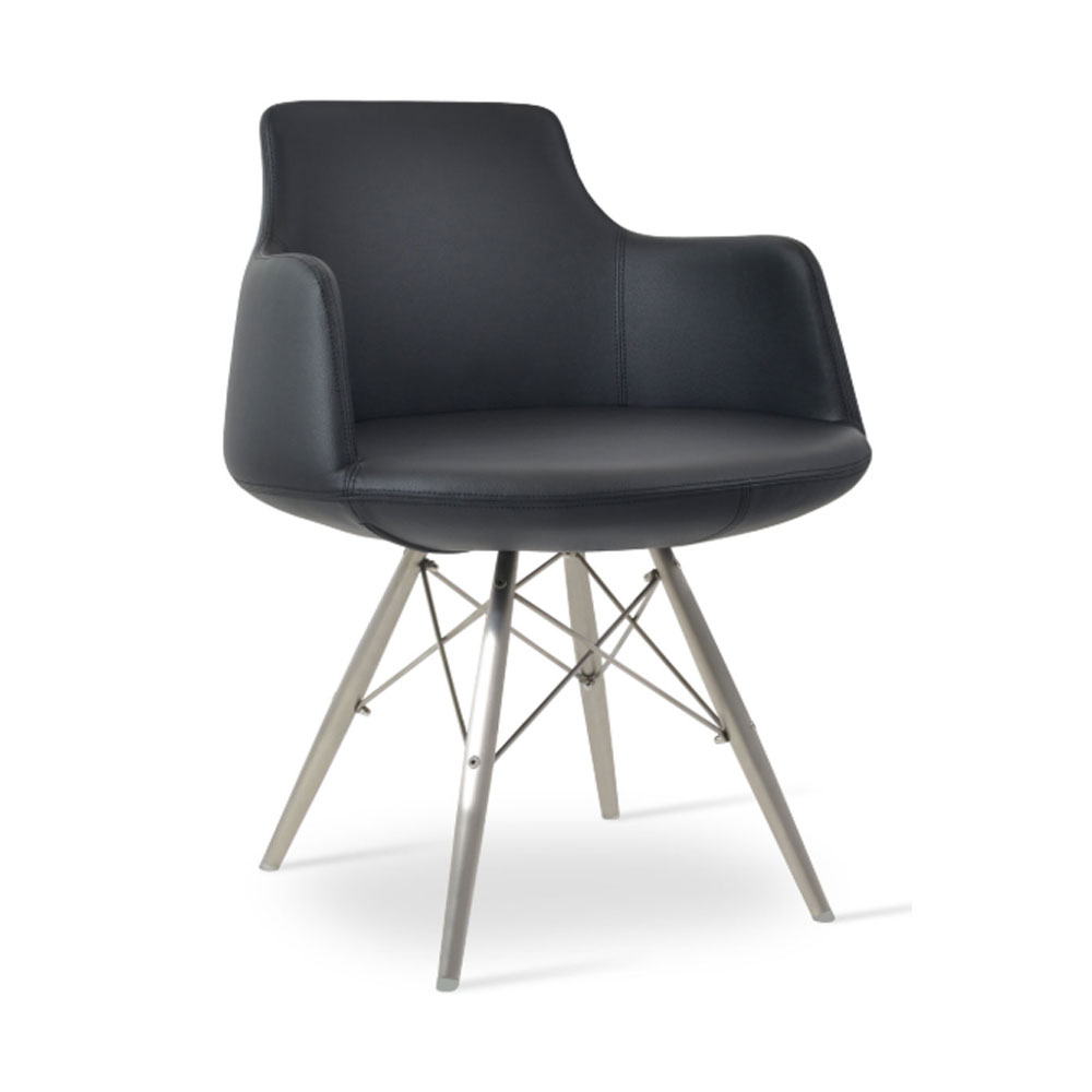 Dervish MW Dining Chair Leather | SohoConcept