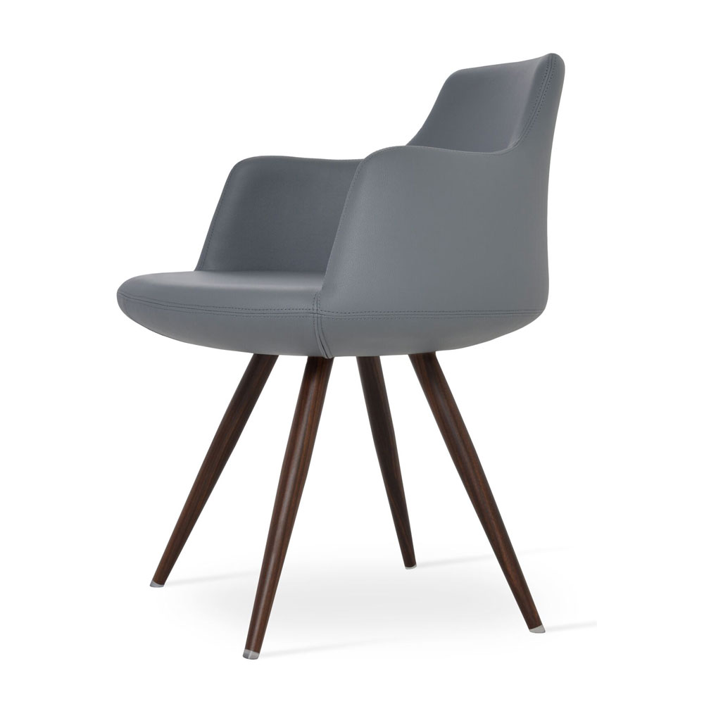 Dervish Star Dining Chair Leather | SohoConcept