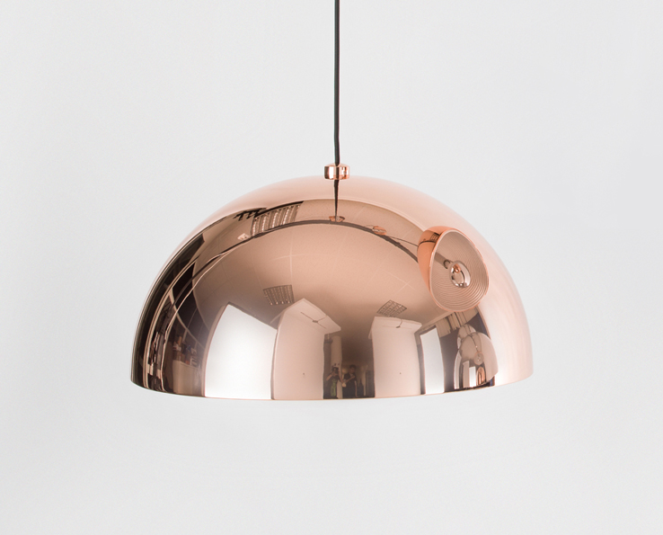 Dome Pendant Light | Seed Design