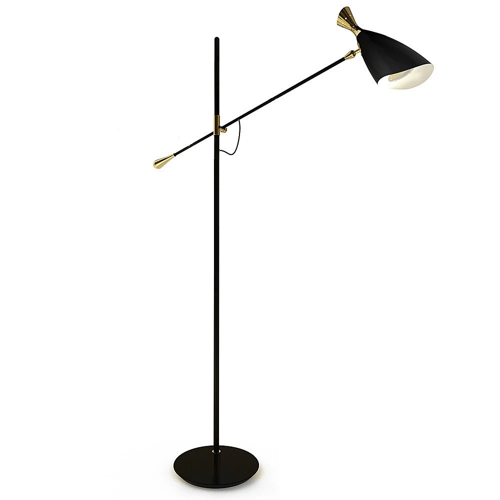 Duke 1 Floor Lamp | Delightfull