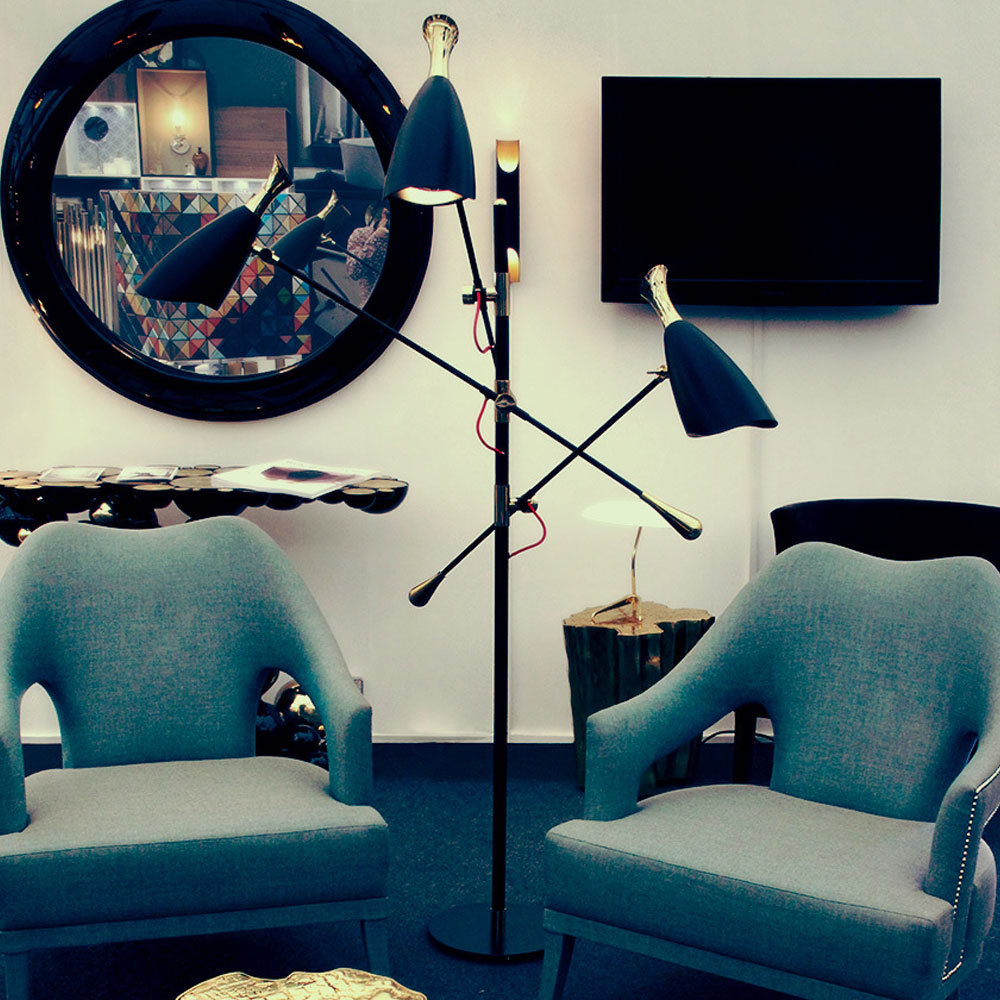 Duke Floor Lamp | Delightfull