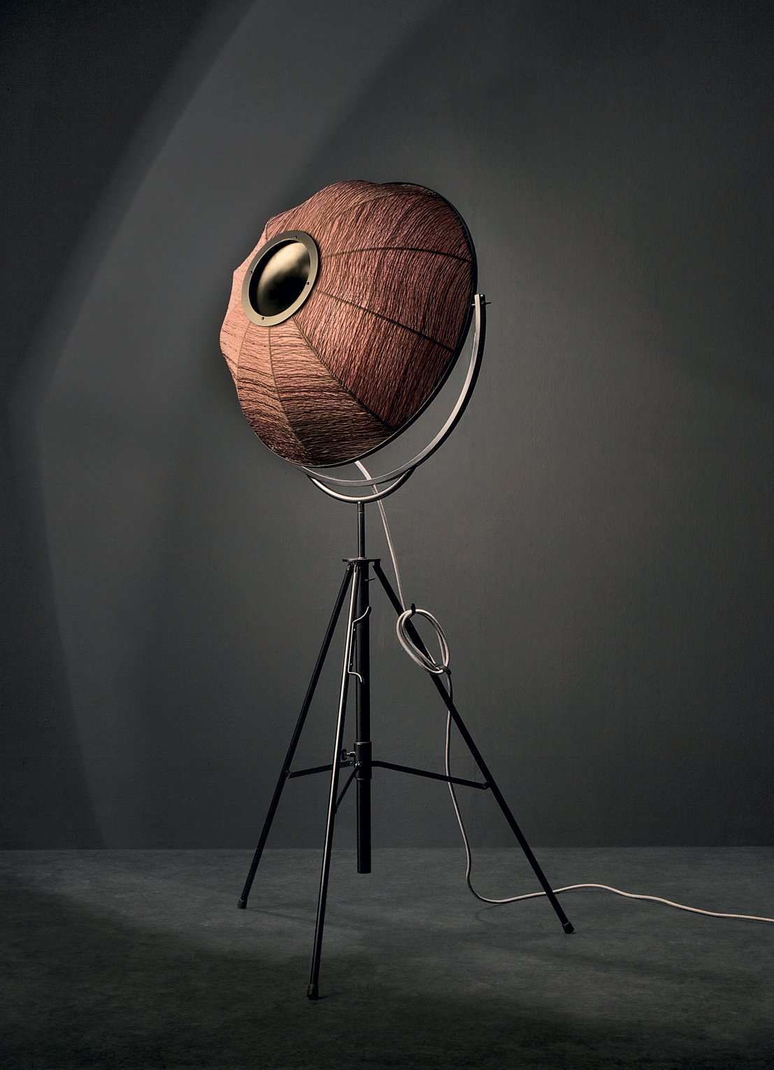 Fortuny Rubelli LED Floor Lamp | Pallucco