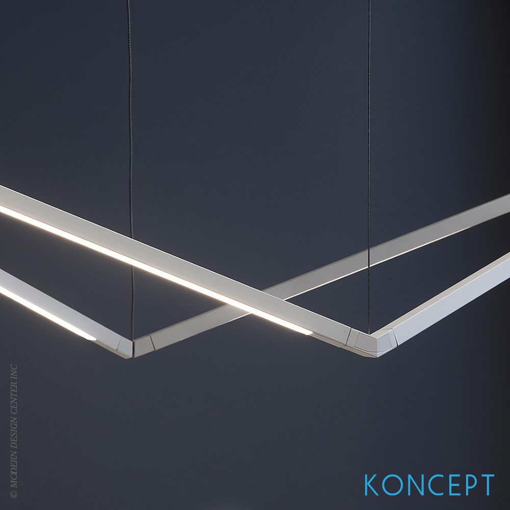 Z Bar Pendant Light Bird Koncept At Metropolitandecor