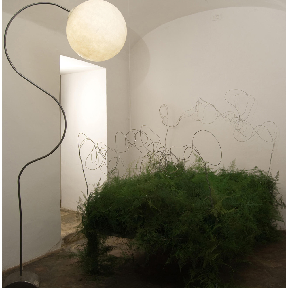 Luna Piantana Floor Lamp | In-es Art Design