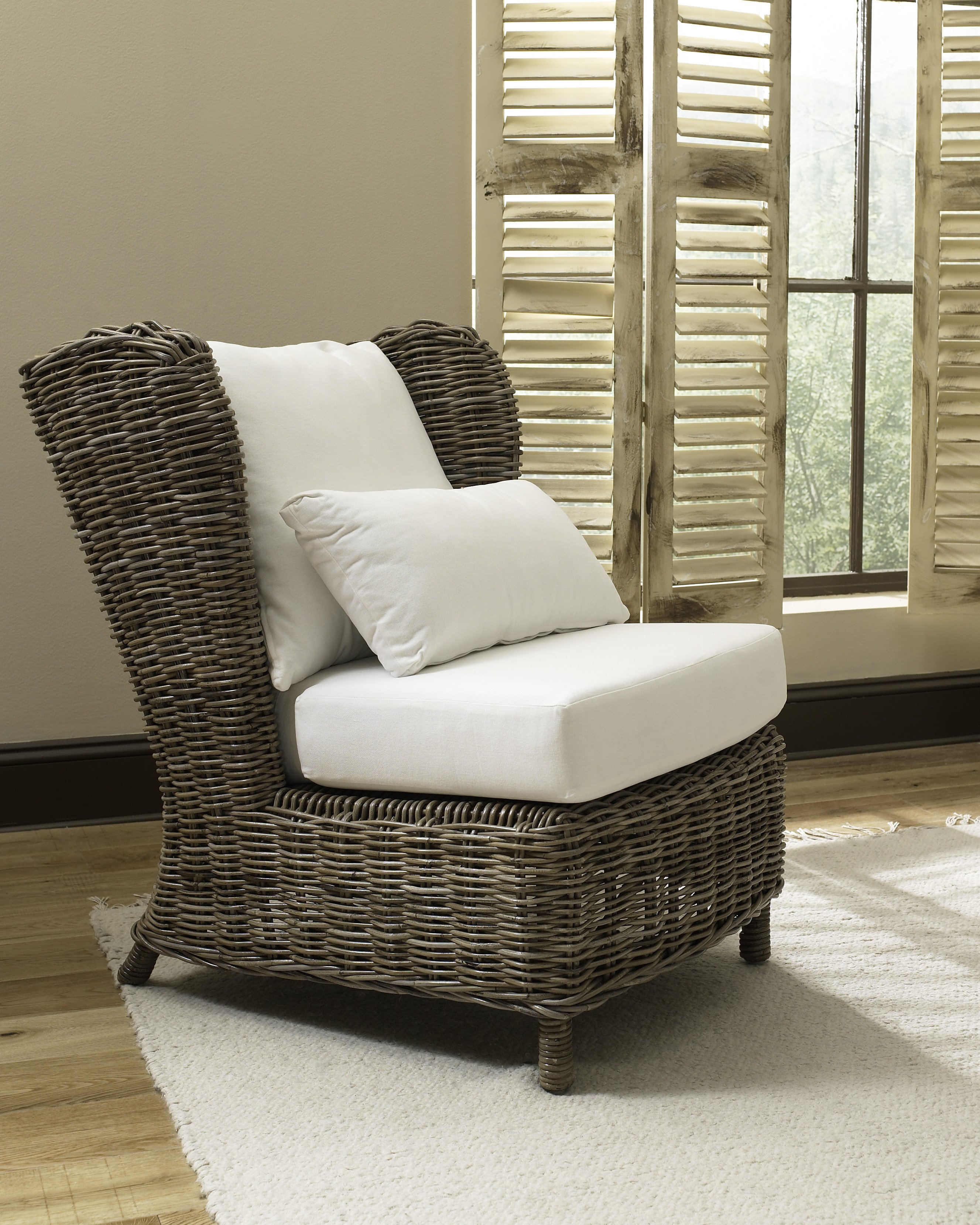 Majorca Kubu Lounge Chair | Padma's Plantation