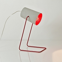 Paint T Cemento Table Lamp | In-es Art Design
