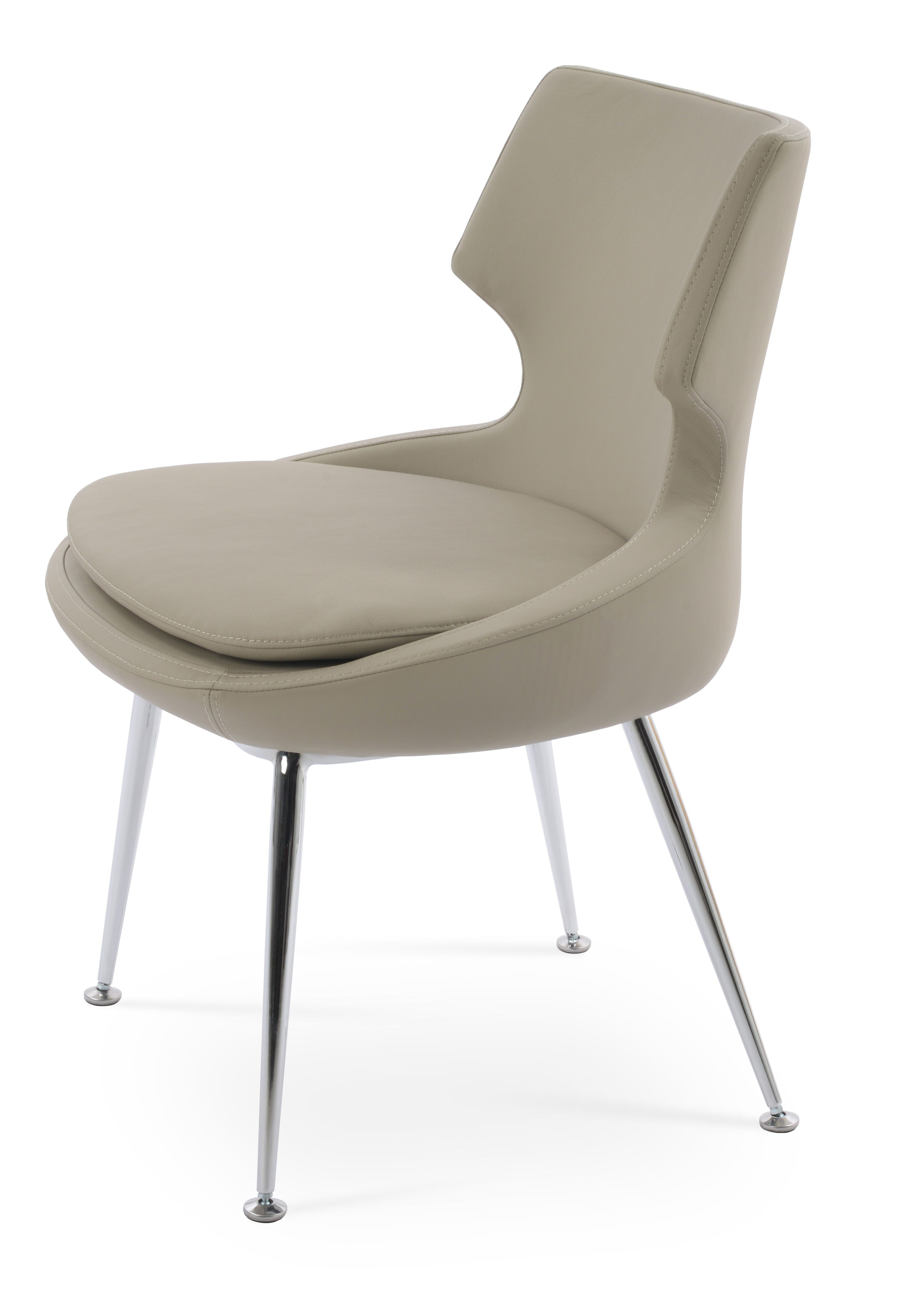 Patara Dining Chair Leather | SohoConcept