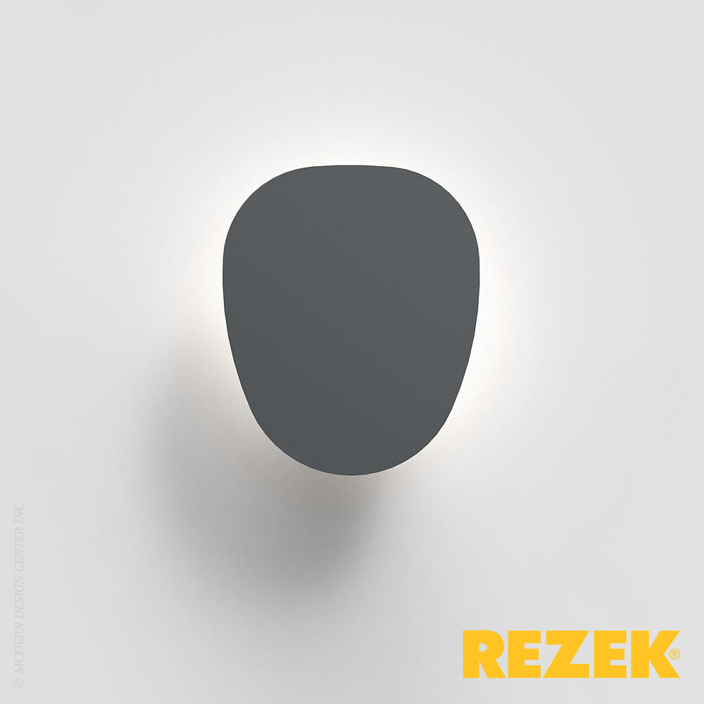 8W Facce Prism Raised Wall/Ceiling | Rezek