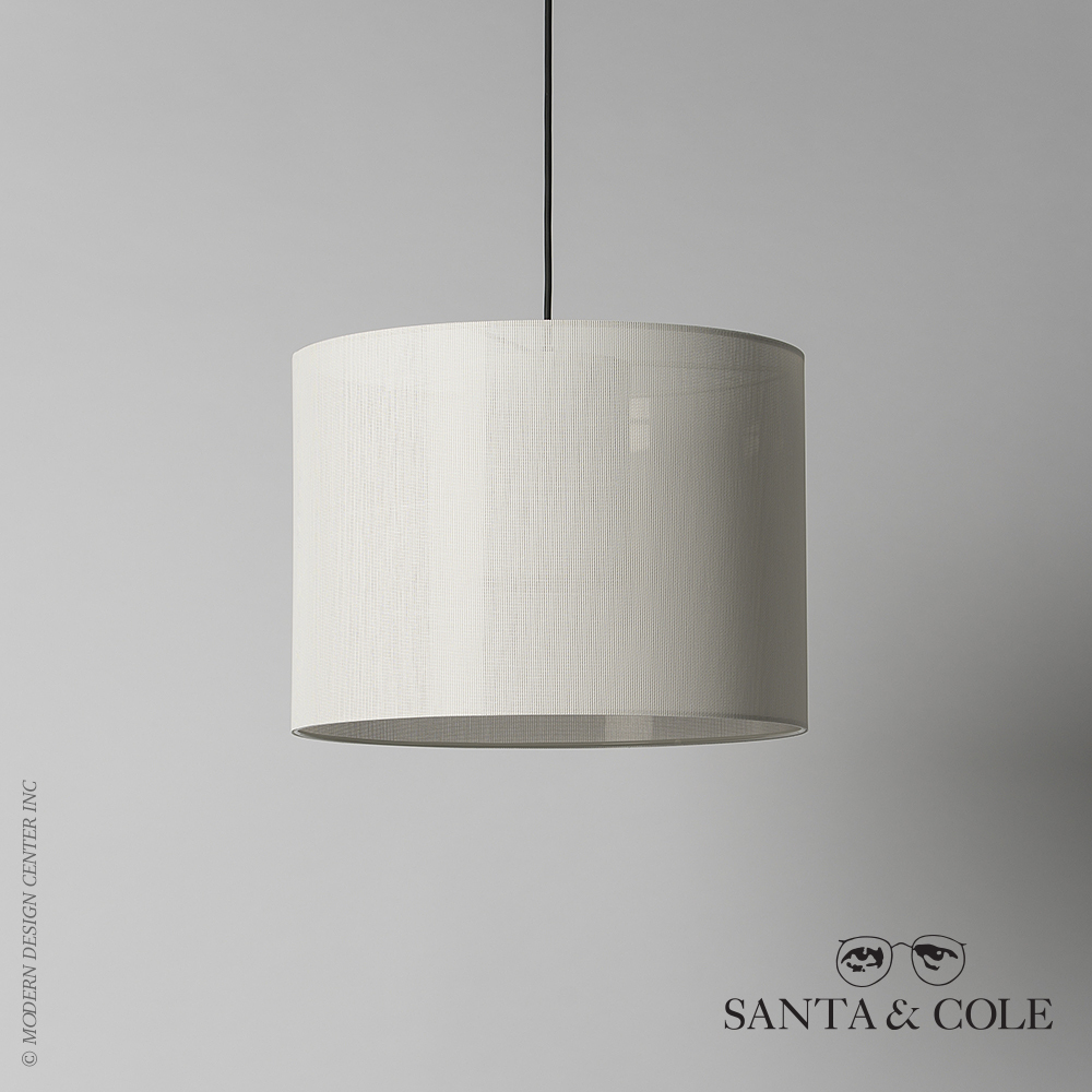 Santa & Cole Moare Liviana M Suspension Lamp at MetropolitanDecor