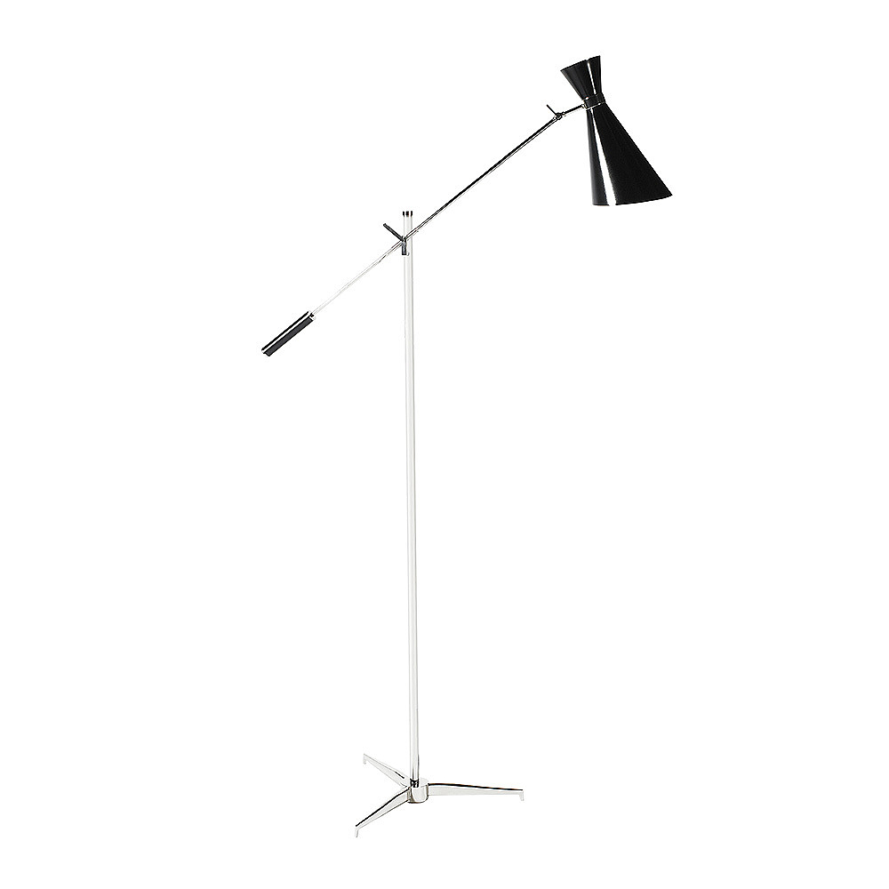 Stanley 1 Floor Lamp | Delightfull