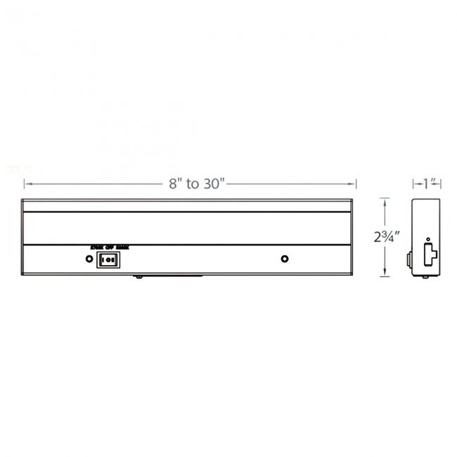 Duo AC-LED Dual Color Option Light Bar | WAC Lighting ... on lighting in kitchen, air conditioning diagrams, lighting control diagrams, electrical diagrams, lighting in bedroom, lighting for bathrooms, lighting logo, lighting circuit diagram, lighting switch diagrams, lighting relay diagrams, lighting control panel, lighting symbols, lighting shabbat candles,