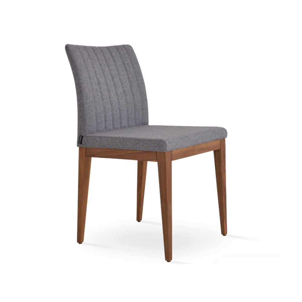 Zeyno Wood Dining Chair | SohoConcept