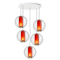 Bel Occhio 3-Light Chandelier | Pablo Designs