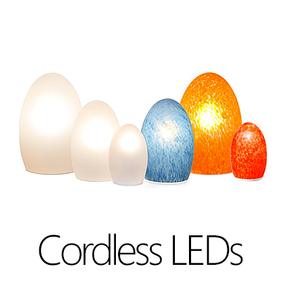 Cordless LED Lamps