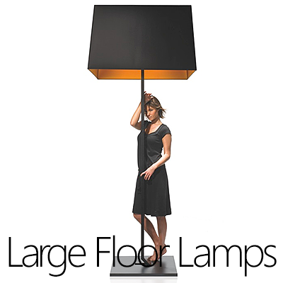 Large Floor Lamps