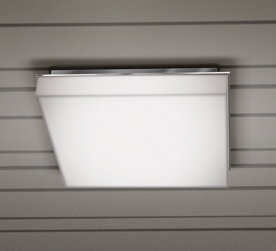 Cube LED Flush Mount | BlackJack Lighting