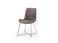 Aileen Taupe Dining Chair| Whiteline
