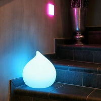 DEW LED Indoor/Outdoor Lamp | Smart & Green