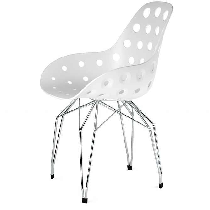 Diamond Dimple Hole Chair | Kubikoff
