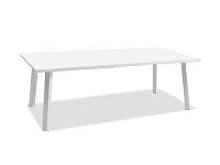 Rio Outdoor Dining Table| Whiteline