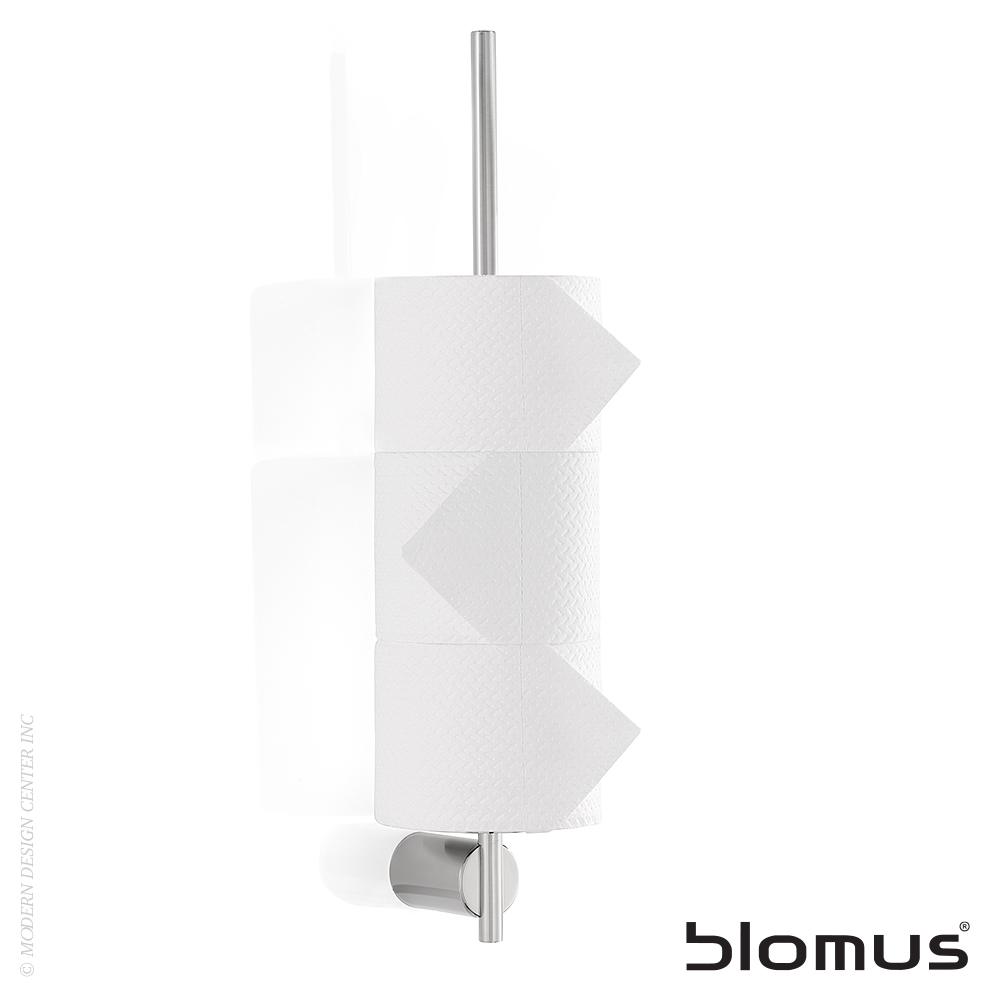 Duo 3-Roll Toilet Paper Holder