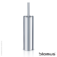 Duo Toilet Brush Wall Mounted 68828 | Blomus