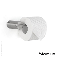 Duo Toilet Paper Holder Wall Mounted | Blomus