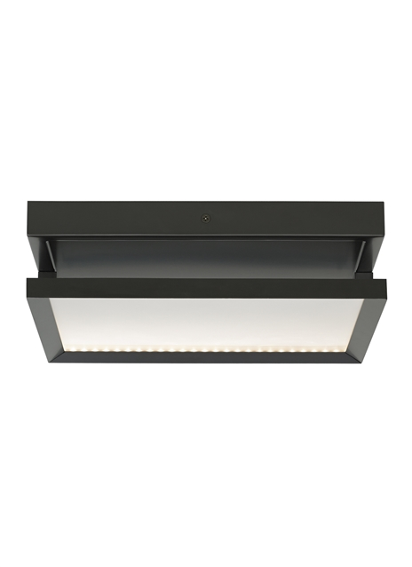 Finch Float Flush Mount Ceiling Light Square | Tech Lighting