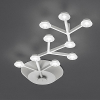 LED Net Line 66 Ceiling Light | Artemide